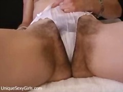 Mature hairy amateur