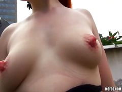 See: Bushy czech slut flore...