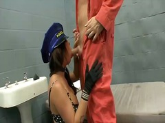 Brandy aniston a cop