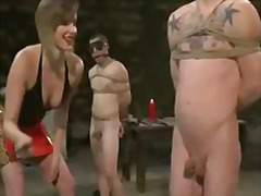 Nasty mistress in perv... video