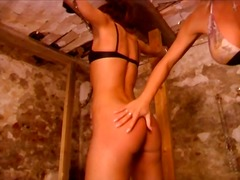 spanking, made, bdsm, dungeon, gorgeous, lezdom, lesbian