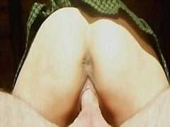 creampie, pov, riding, cowgirl,
