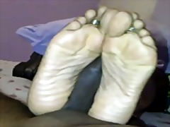 mature, foot fetish, foot, fetish