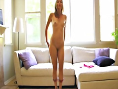 Private Home Clips Movie:Me Stripping To Show My Naked ...