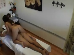 Gorgeous asian masseus... - Pornoid