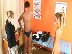 Young couple gets spec... video