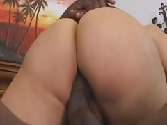 milf, huge, vanilla, cock, monster, black, chocolate, big, mixed, white