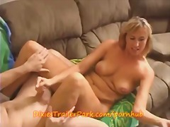 homemade, wife, milf, blonde