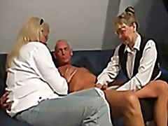 group, straight, milf, mature