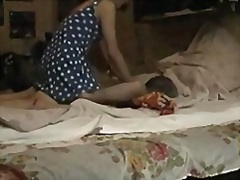 Private Home Clips Movie:Real non-professional couple s...