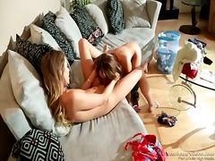 BeFuck Movie:College babes jessie andrews a...