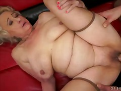 Old-young scene with f... - Pornoid