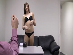 Ah-Me Movie:Kaylie on backroom casting cou...