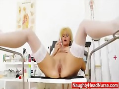 mom, solo, gaping, milf, uniform,