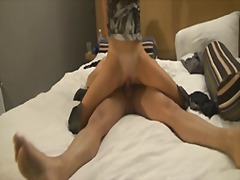 cowgirl, mom, riding, creampie