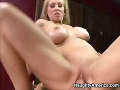 Julia ann loves to wor...