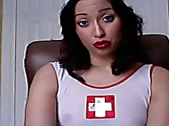 Nurse Jerk off instructions