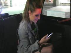 Voyeur Hit Movie:Fake Taxi Samantha