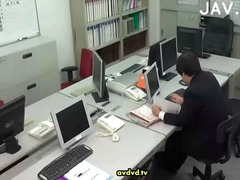 Staggering office sex ... - PornoXO