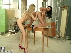 Michelle moist and sha... video