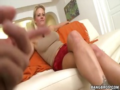 Relax in great company of gorgeous bl...