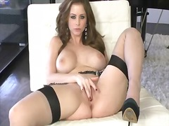 masturbation, big boobs, emily addison