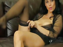 Tera patrick on cam! from H2porn