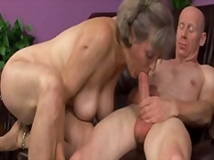 Xhamster - Granny gets caught toy...