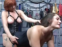 Xhamster - Lesbian with tattoo on...