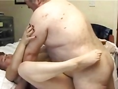 Private Home Clips Movie:Ugly plump wife fucks with hus...