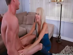 milf, friend, mother, cougar, blonde