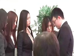 See: Four babes play with g...
