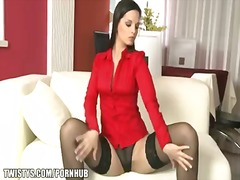 PornHub Movie:Curvy businesswoman eve angel ...