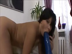 See: Alisya sucking and get...