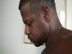 Horny black dudes share on... - 20:42
