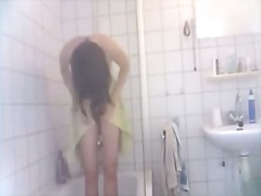 My wife wet and naked ... - Private Home Clips