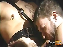 mature, domination, piercing, bondage