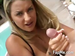 Hot slut gives a cock ... - Tube8