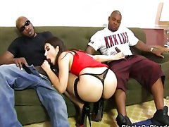 Two black guys fuck th... - Redtube