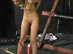 sahara knite,  indian, gagging, bondage