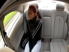 Voyeur Hit Movie:Fake Taxi Lea