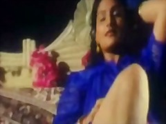 Indian actress babilona bathing and f...