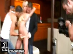 Threesome backstage wi... preview