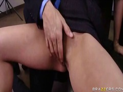 tits, office, milf, penetration