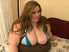 Desiree Devine BBW video