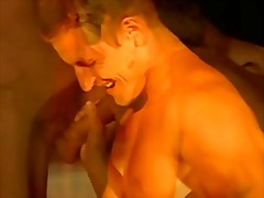BoyFriendTV Movie:Hot gay guys gangbang