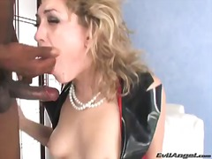 Blonde curly-haired ba... video