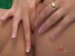 Nataly von is very eag... video