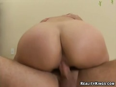 pussy, tits, shaved, riding, big