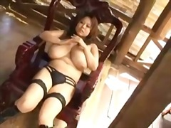 Japanese natural boobs...